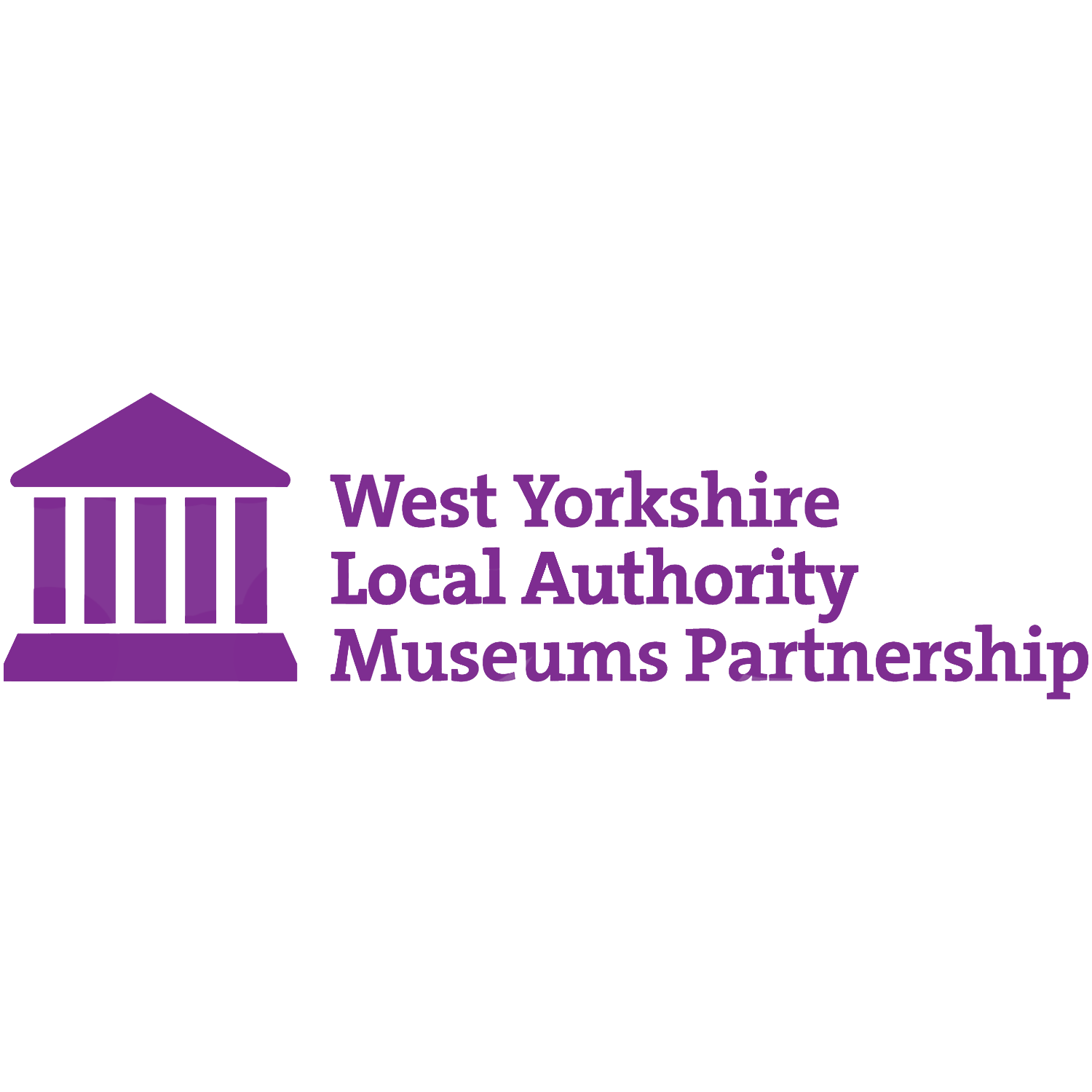 West Yorkshires Local Authority Museum Partnership logo